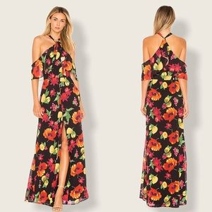 Privacy Please Bennette Maxi in Tropical Fruit